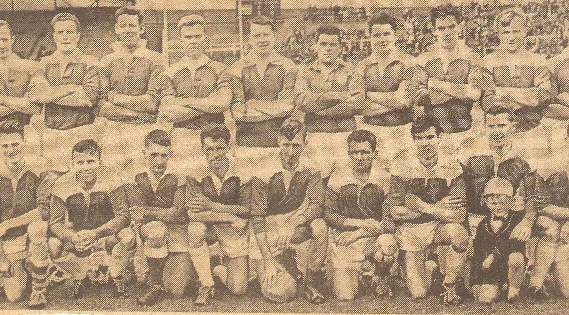 O'Tooles senior 1964 team