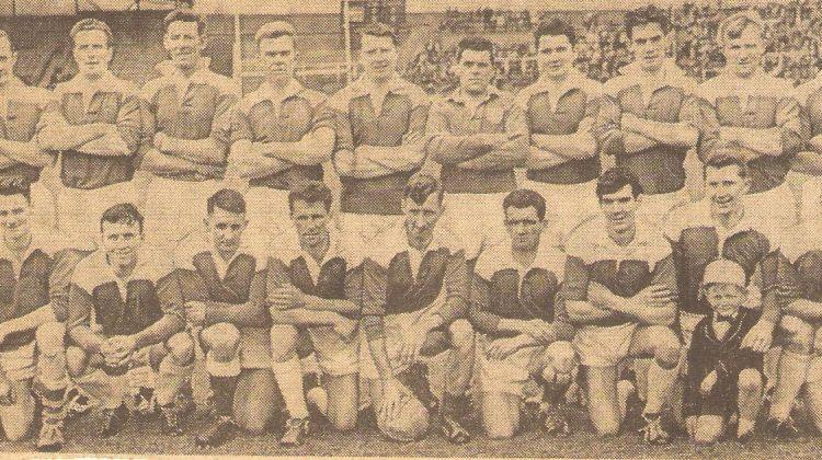 O'Tooles senior 1964 team