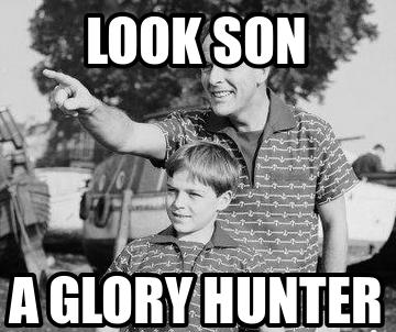 O'Tooles GAC Glory hunter pic