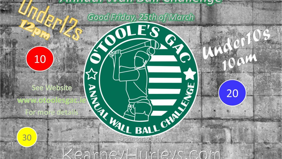 Wall Ball Competition 2016