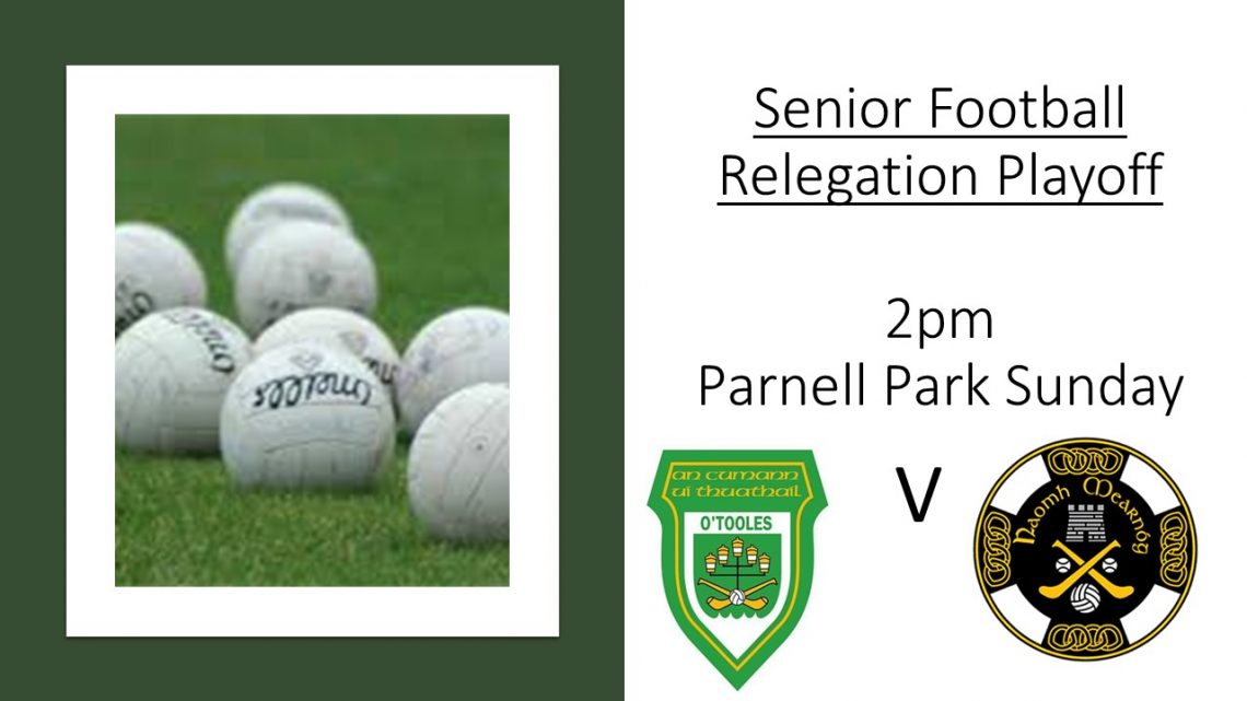 Senior-Football-Relegation-Playoff