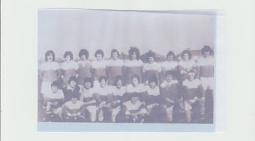 Under 21 Football Team 1976